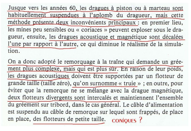 [ Divers dragueurs et chasseurs de mines ] Modèles de dragues - Page 2 Mines_10