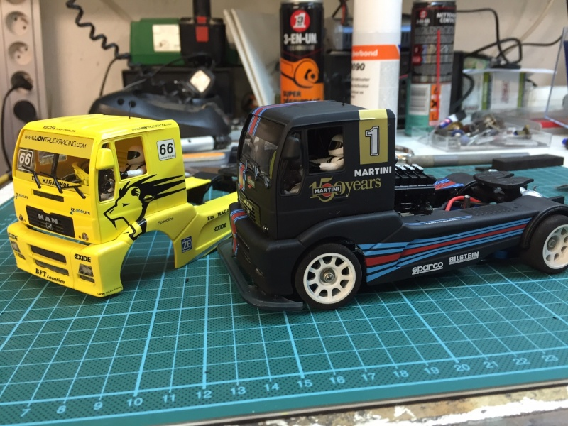 Tuto adaptation caro slot Truck sur MR-03 Mini-z26