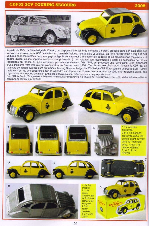 "2CV ""Made in Belgium"" usine de Forest Cdf11"