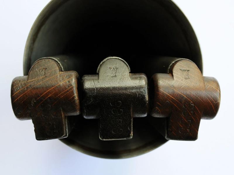 Luger DWM Marine impériale Allemande Charge14