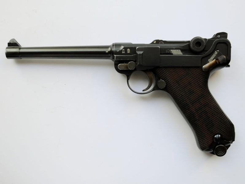Luger DWM Marine impériale Allemande Dwm_1918