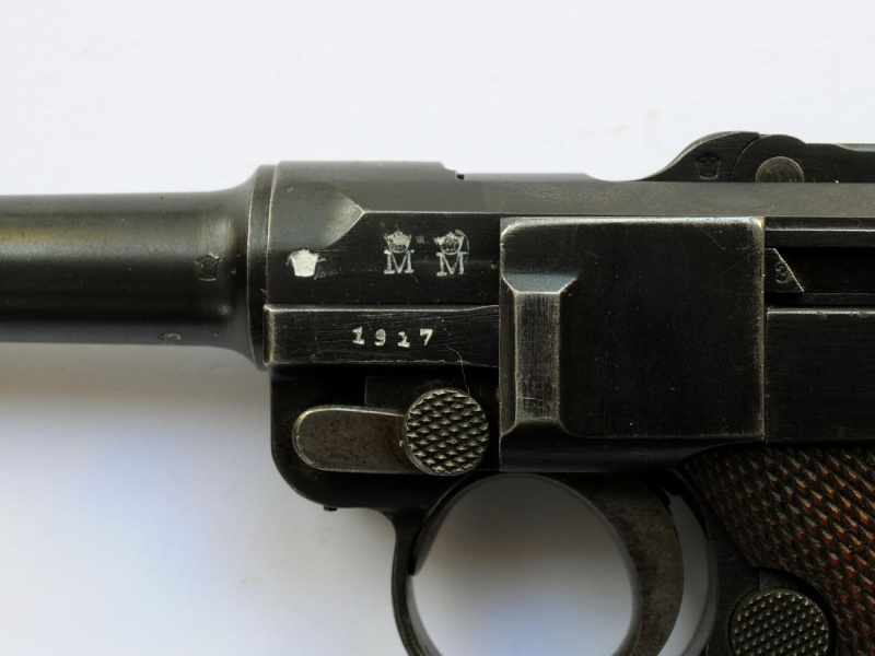 Luger DWM Marine impériale Allemande Dwm_1923