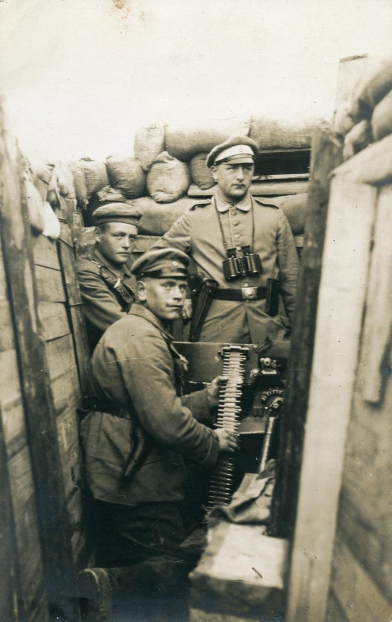 Photos de marins de l'époque impériale allemande. Marine16
