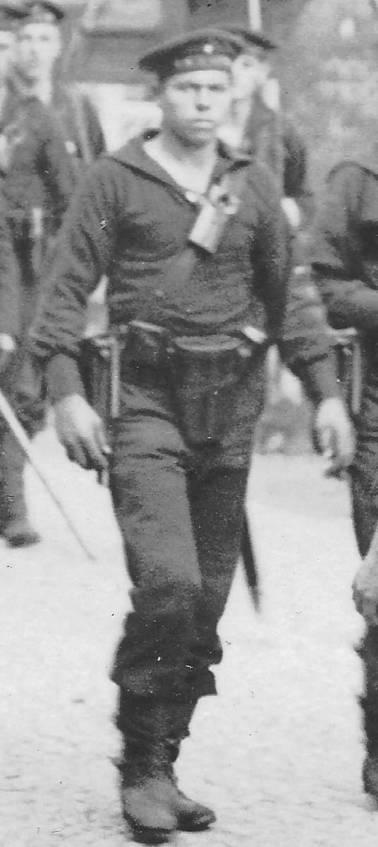 Photos de marins de l'époque impériale allemande. Marine18