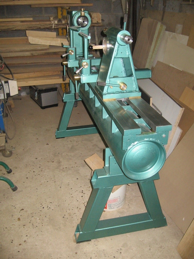 fabrication  tour  a bois  Poupee10