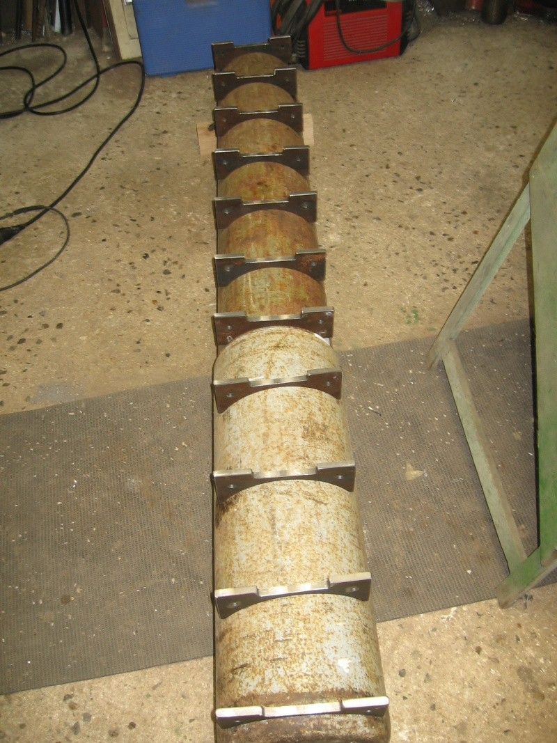 fabrication  tour  a bois  Tour1510