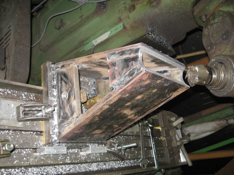 fabrication  tour  a bois  - Page 2 Tour610