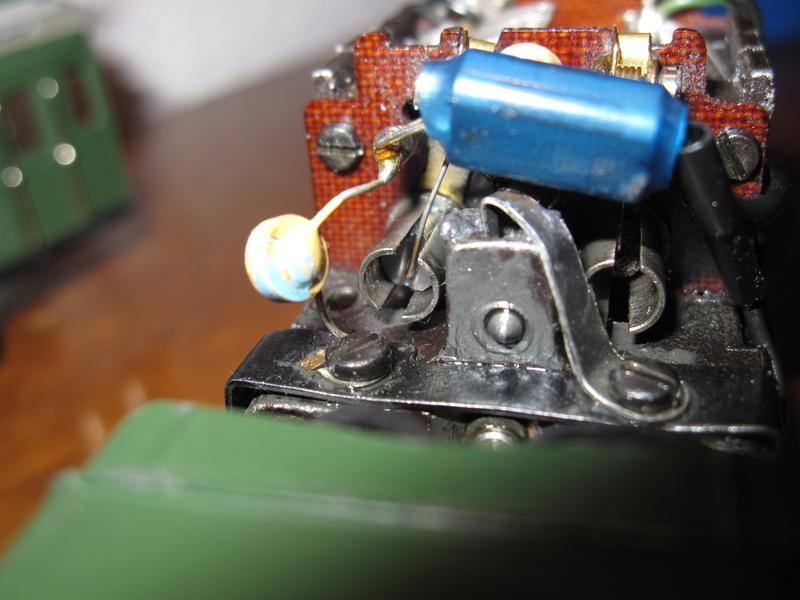 Récapitulatif sur les différents moteurs et leur digitalisation en 3 rails Img02011