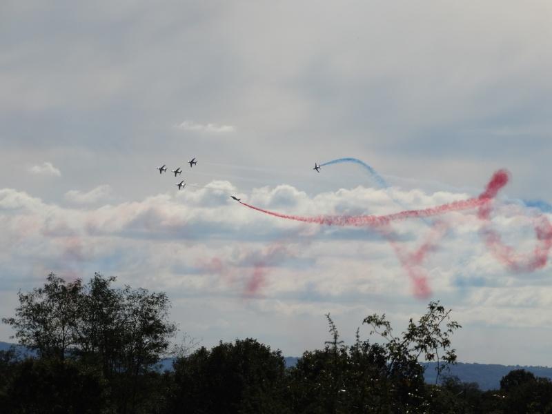 La Patrouille de France aux 30e Montgolfiades de rocamadour  Dsc02416