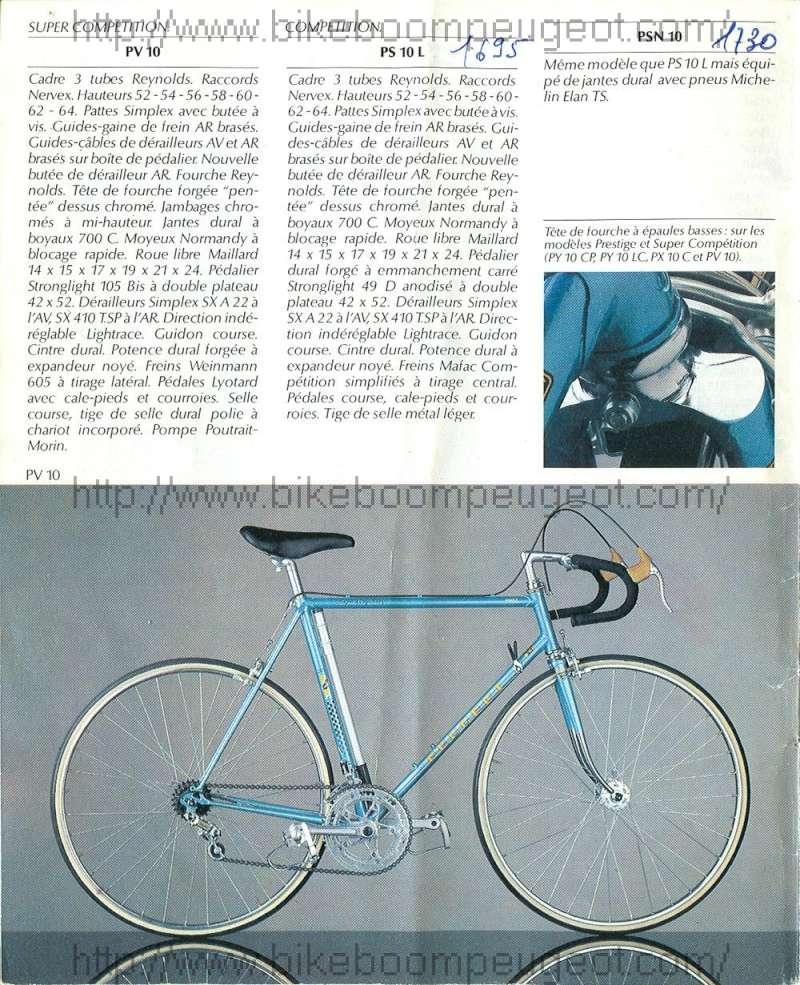 Peugeot PV10 1978? /79 Modernisation... - Page 2 Peugeo10