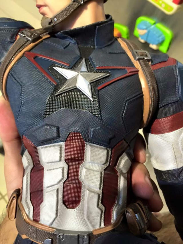 IRON STUDIOS: CAPTAIN AMERICA AVENGERS AGE OF ULTRON LEGACY 1/4 SCALE - Page 4 0611