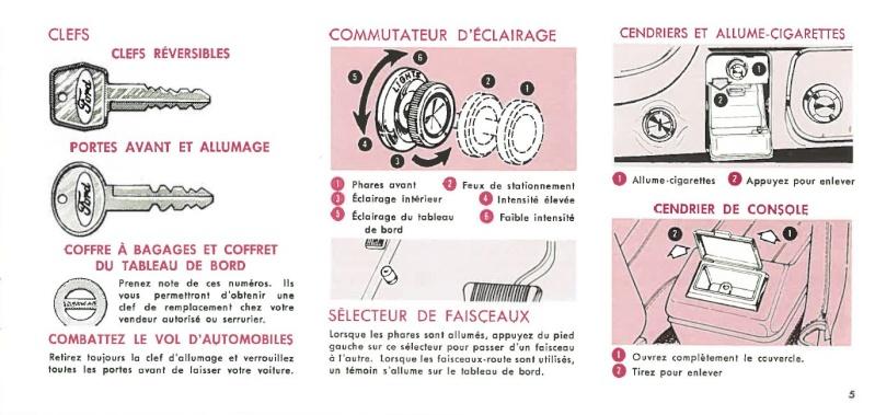Manuel du propriétaire Mustang 1968 édition française Canada Page_017