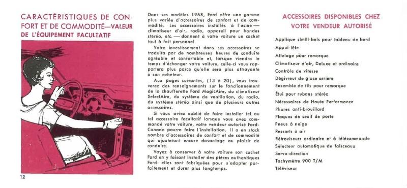 Manuel du propriétaire Mustang 1968 édition française Canada Page_112