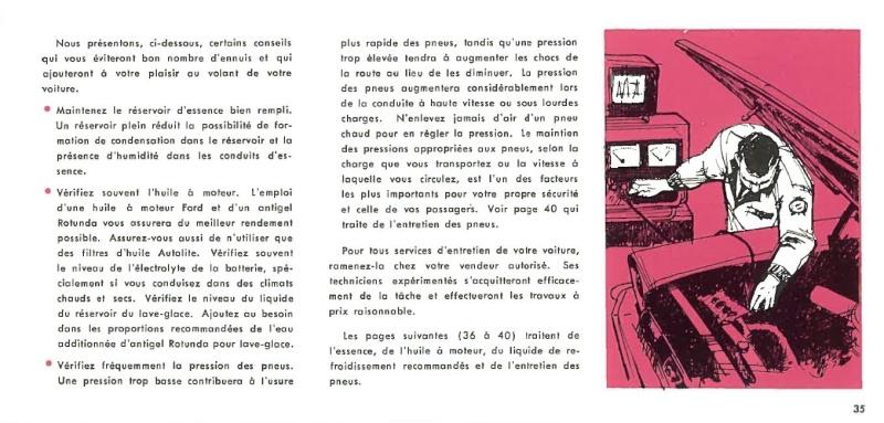 Manuel du propriétaire Mustang 1968 édition française Canada Page_320