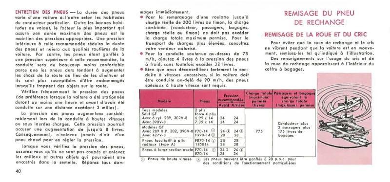 Manuel du propriétaire Mustang 1968 édition française Canada Page_410