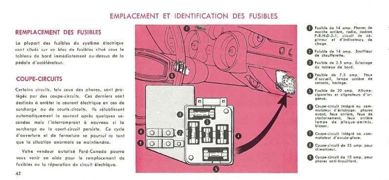 Manuel du propriétaire Mustang 1968 édition française Canada Page_412