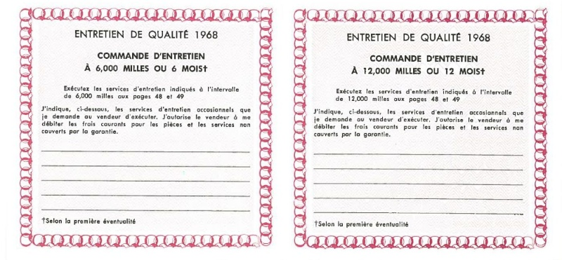 Manuel du propriétaire Mustang 1968 édition française Canada Page_512