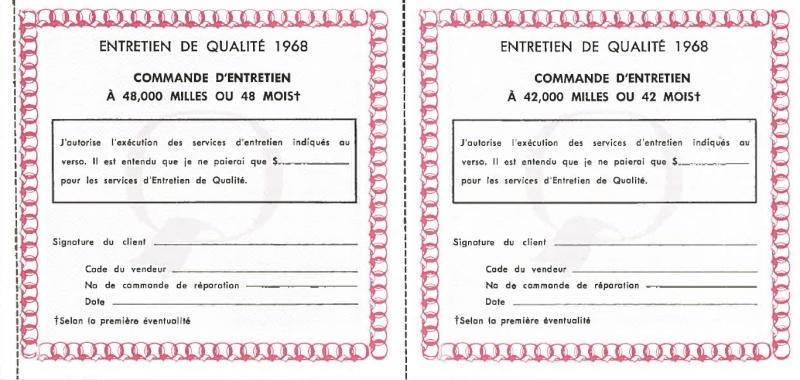 Manuel du propriétaire Mustang 1968 édition française Canada Page_517