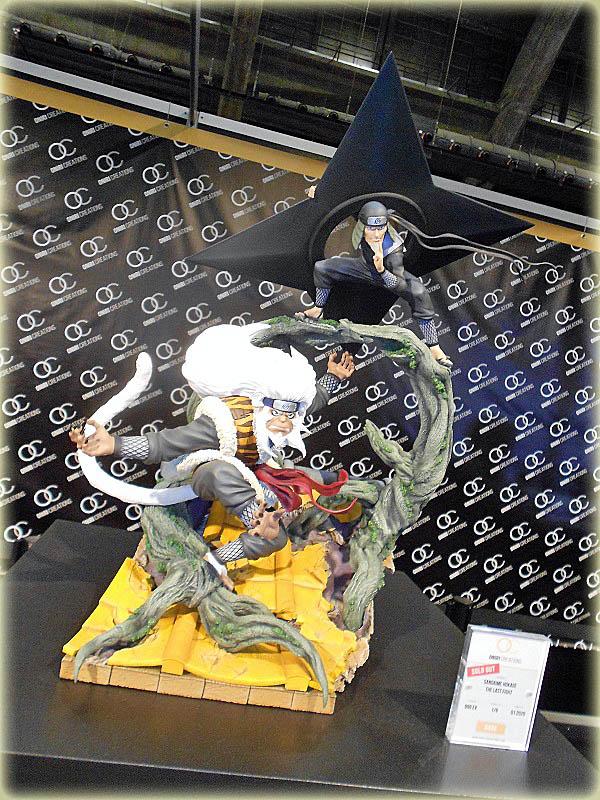 Oniri Creations : Naruto Hiruzen Sarutobi Oniri_21