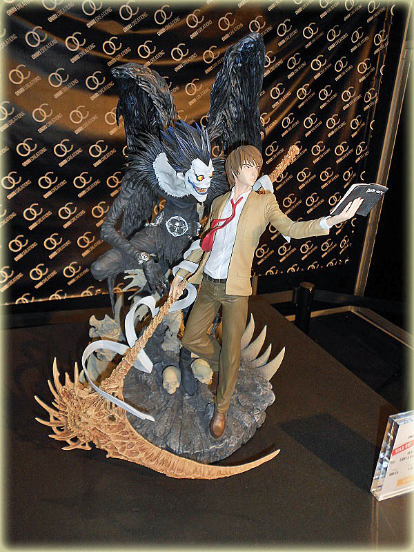 Oniri Créations : Death Note statue - Page 3 Oniri_24