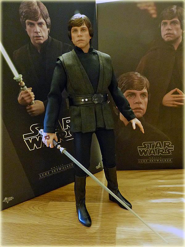 MMS429: Star wars - RETURN OF THE JEDI : Luke Skywalker - Page 2 Salon193