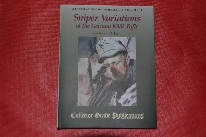 Sniper variations of the German K98k Rifle de Richard D Law Dsc_0415