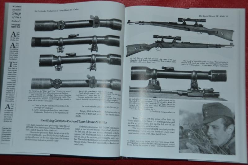 Sniper variations of the German K98k Rifle de Richard D Law Dsc_0416