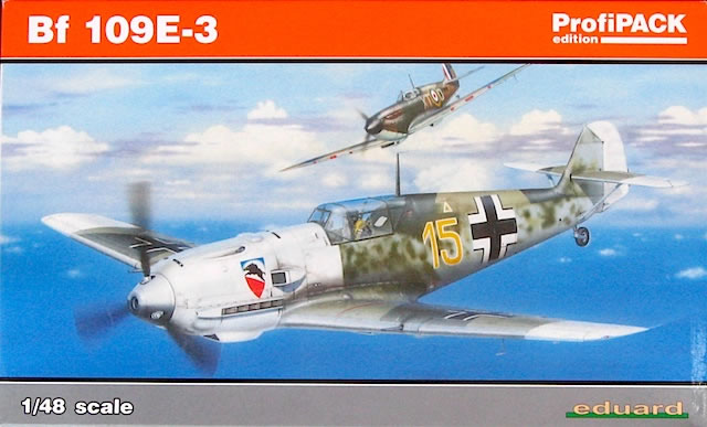 Messerschmitt Bf 109E-3 [ EDUARD 1/48° ] (Terminé). Eduard10