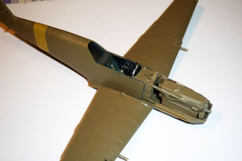 Messerschmitt Bf 109E-3 [ EDUARD 1/48° ] (Terminé). P1090813