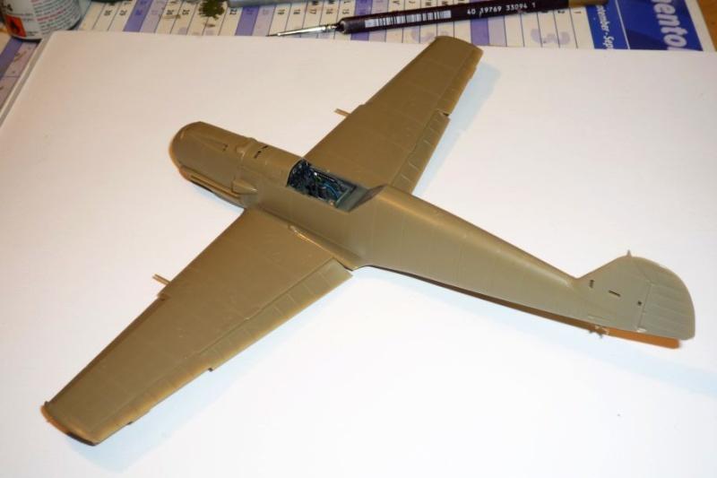 Messerschmitt Bf 109E-3 [ EDUARD 1/48° ] (Terminé). P1090815