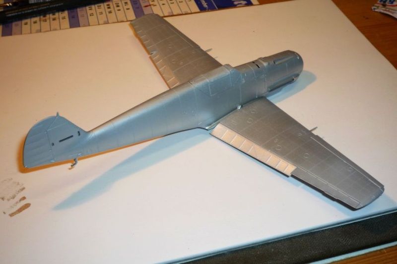 Messerschmitt Bf 109E-3 [ EDUARD 1/48° ] (Terminé). - Page 2 P1090818