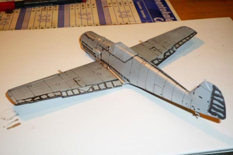 Messerschmitt Bf 109E-3 [ EDUARD 1/48° ] (Terminé). - Page 2 P1090819