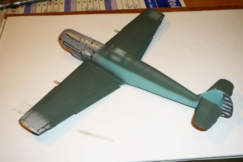 Messerschmitt Bf 109E-3 [ EDUARD 1/48° ] (Terminé). - Page 2 P1090821