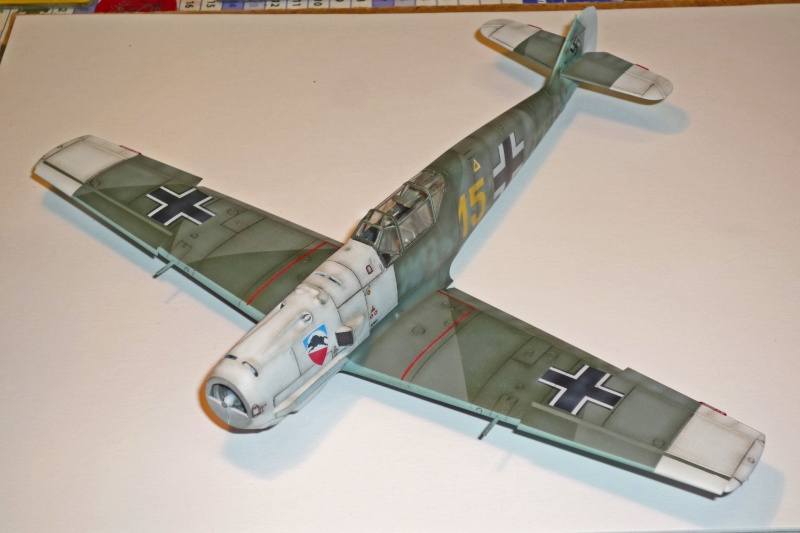 Messerschmitt Bf 109E-3 [ EDUARD 1/48° ] (Terminé). - Page 2 P1090824