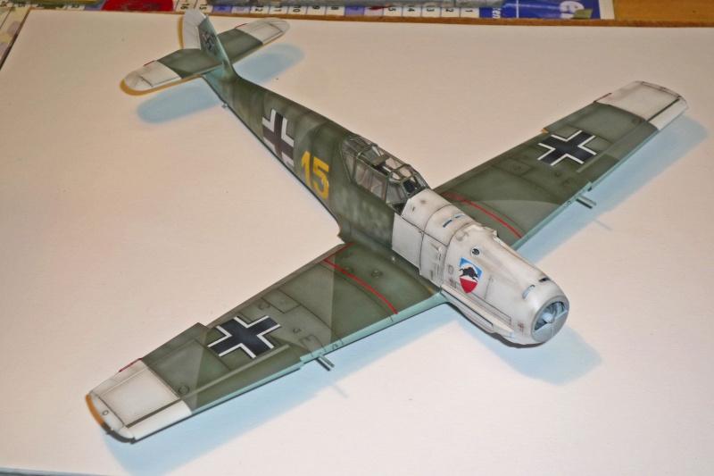 Messerschmitt Bf 109E-3 [ EDUARD 1/48° ] (Terminé). - Page 2 P1090825