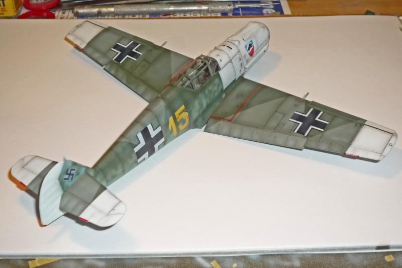 Messerschmitt Bf 109E-3 [ EDUARD 1/48° ] (Terminé). - Page 2 P1090826