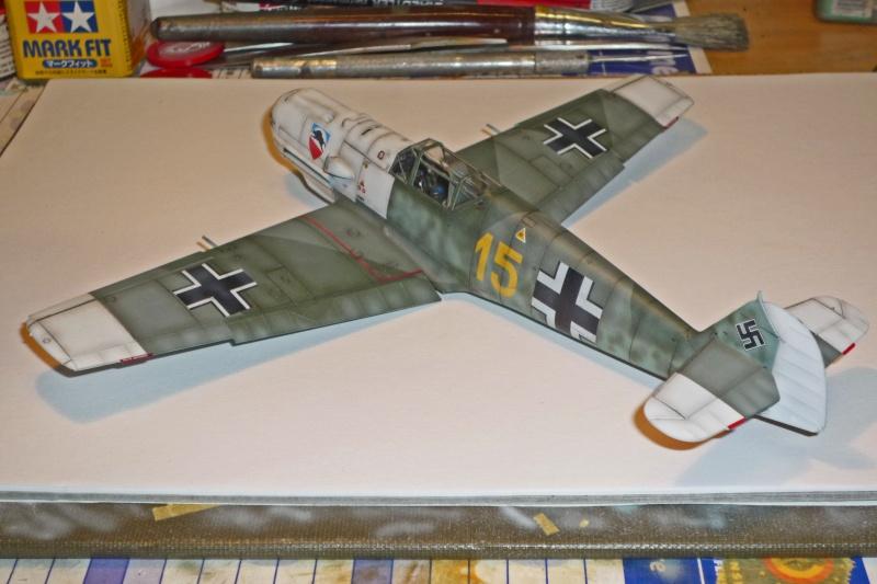 Messerschmitt Bf 109E-3 [ EDUARD 1/48° ] (Terminé). - Page 2 P1090827