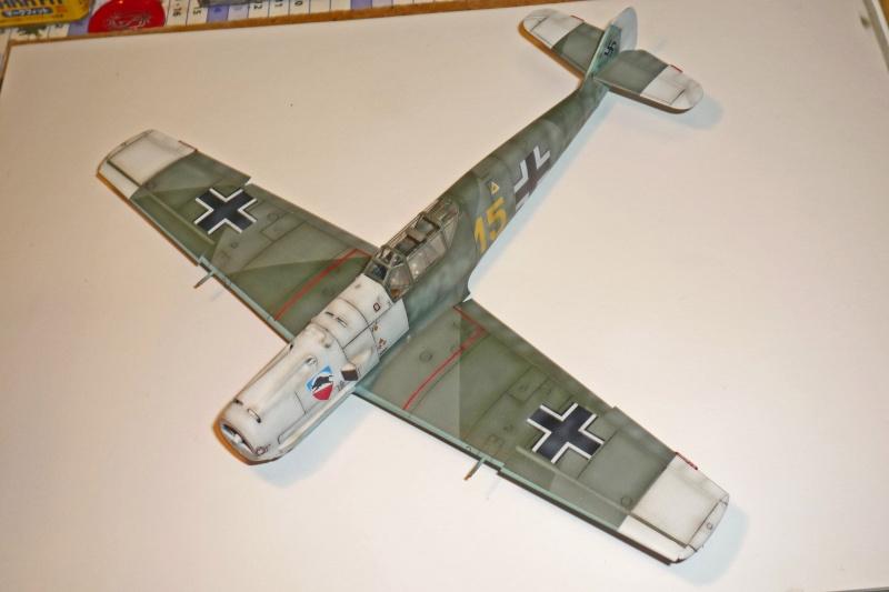 Messerschmitt Bf 109E-3 [ EDUARD 1/48° ] (Terminé). - Page 2 P1090828