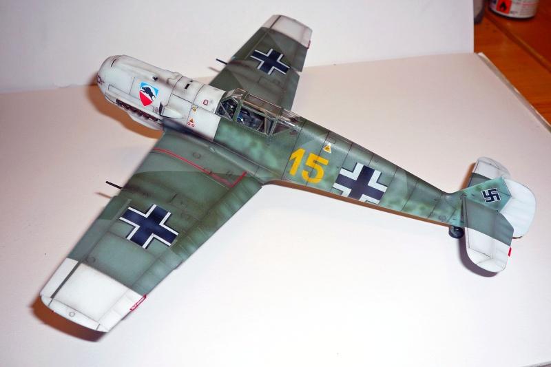 Messerschmitt Bf 109E-3 [ EDUARD 1/48° ] (Terminé). - Page 3 P1090910