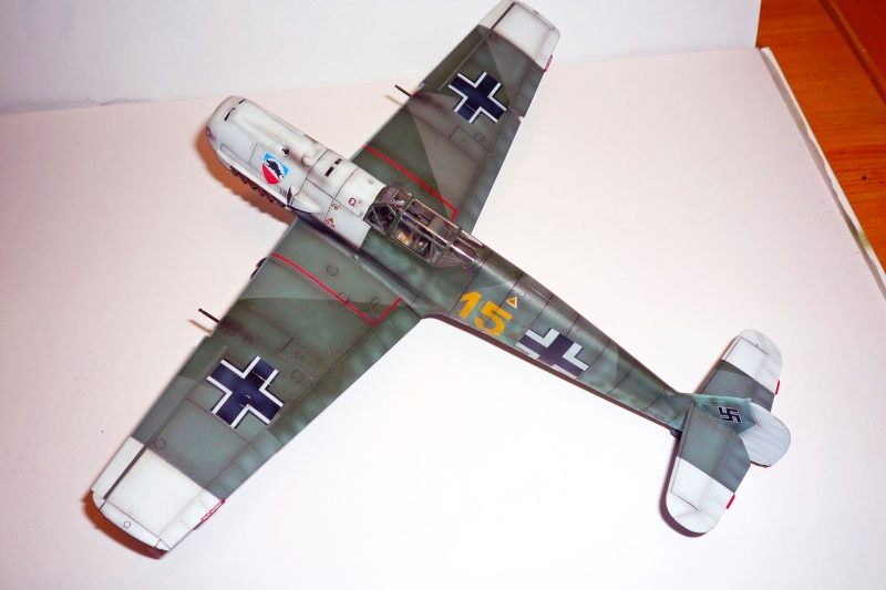 Messerschmitt Bf 109E-3 [ EDUARD 1/48° ] (Terminé). - Page 3 P1090911