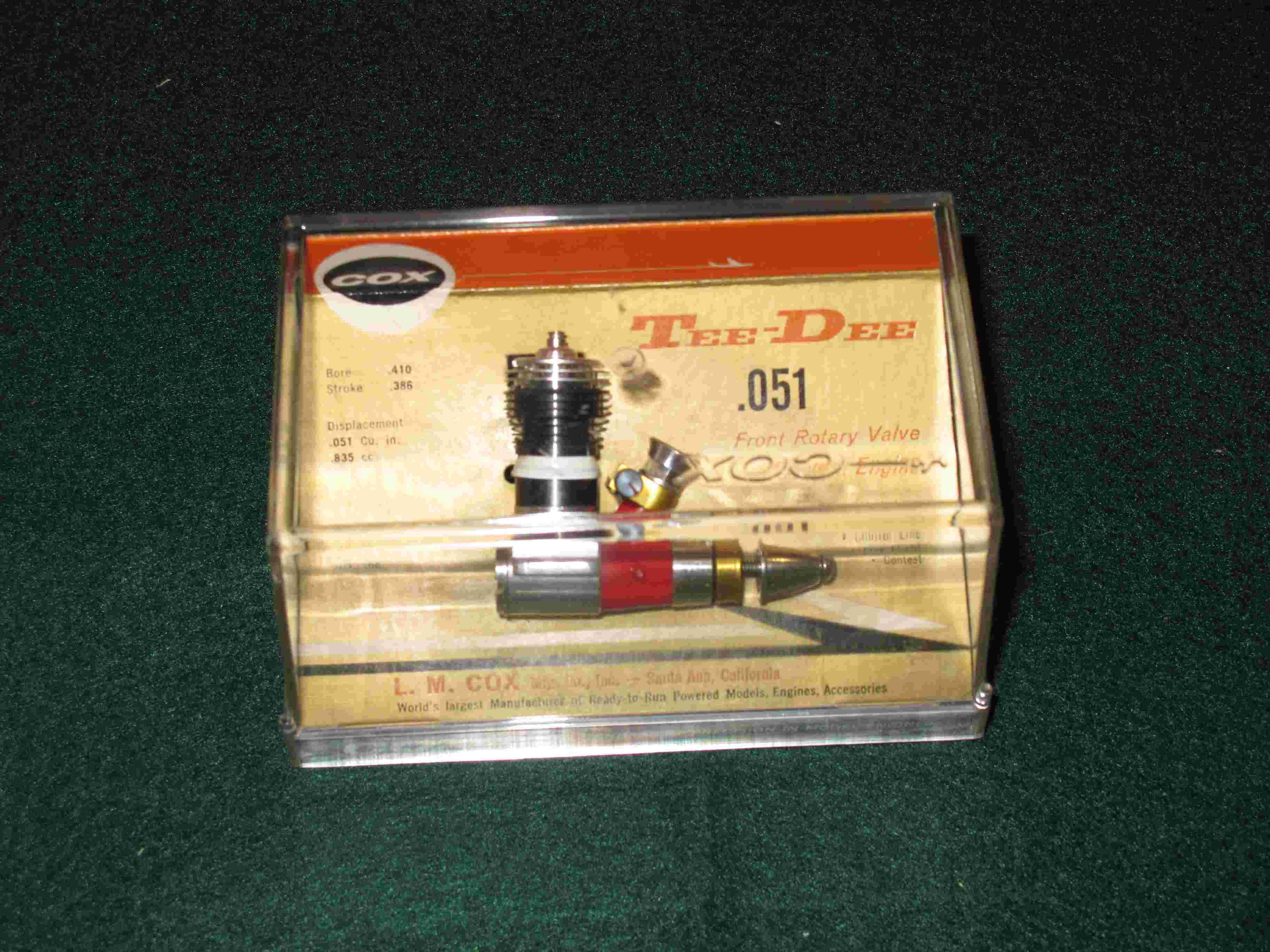 Tee Dee .051 NIB $70 (REDUCED) Img_1810