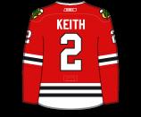 Kassian echanger a Edmonton Keithd10