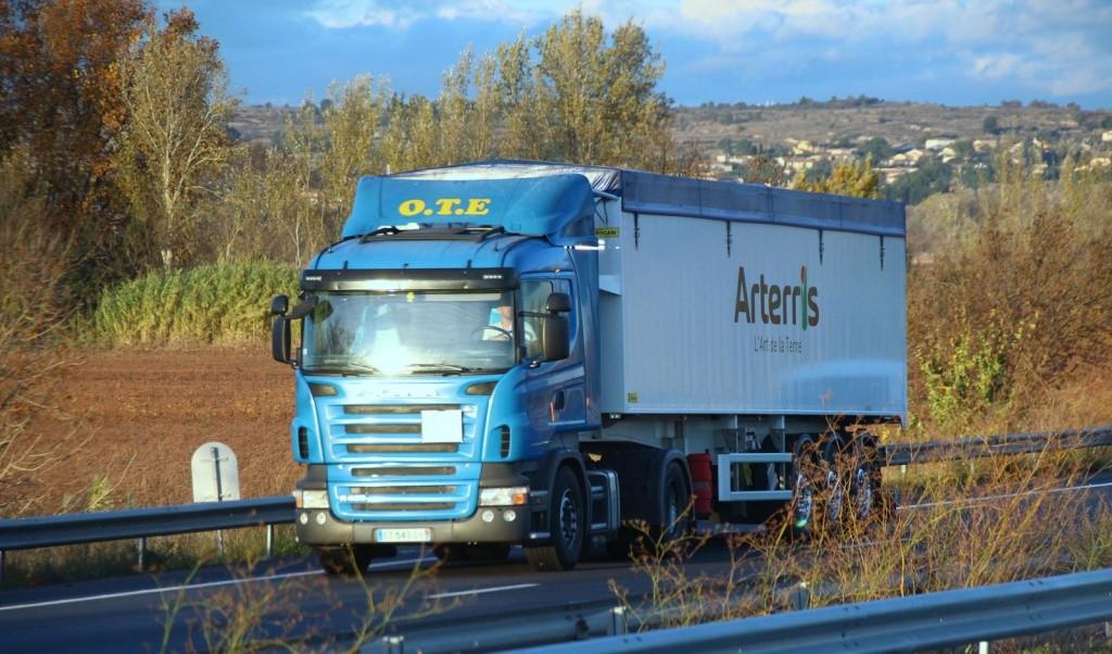 O.T.E  Occitan Transports Entretien (Mas - Saintes-Puelles, 11) , Arterris (Castelnaudary-11) Img_9521