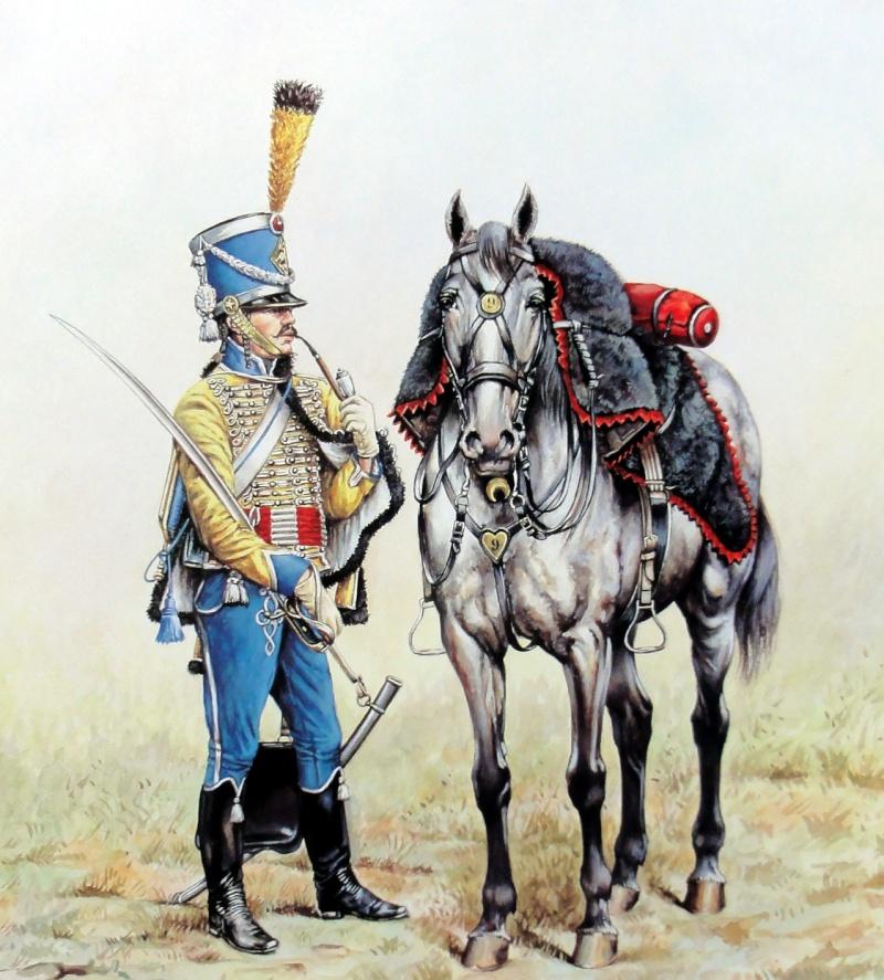Trompettes du 9ème Hussards Dsc06711