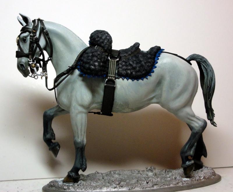 Trompette de Hussards Jérôme Napoléon Poste Militaire Thw1110
