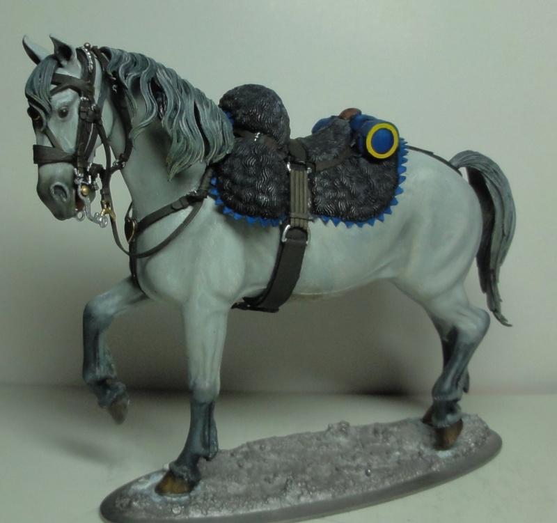 Trompette de Hussards Jérôme Napoléon Poste Militaire Thw1410