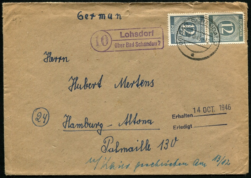 Ostsachsen (OPD Dresden) -Sowjetische Besatzungszone- - Seite 10 Postst14