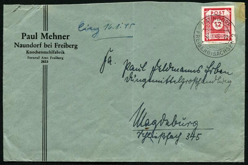 Ostsachsen (OPD Dresden) -Sowjetische Besatzungszone- - Seite 10 Postst15