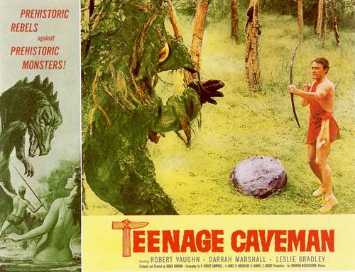 Crap prehistoric caveman movies with dinosaurs Teenag10