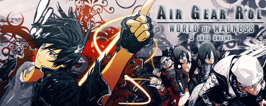 AIR GEAR FORO DE ROL